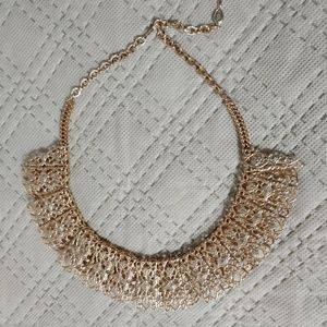 Vintage '61 Sarah Coventry Chantilly Lace Necklace